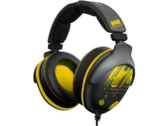Гарнитура SteelSeries 9H NaVi Edition 0.96м черный/желтый 61103 стоимость