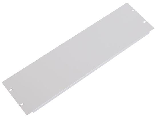 ЦМО Фальшпанель в шкаф 19 3U ФП-3 серый