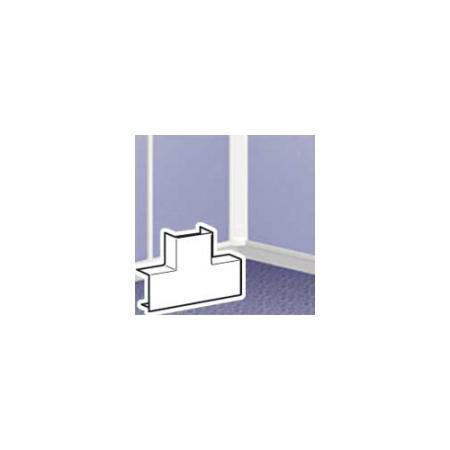 Т-образное ответвление LEGRAND для мини-плинтусов Dlplus 32х20 белый 30274 мини плинтус legrand самоклеющийся 10 5х11 30098