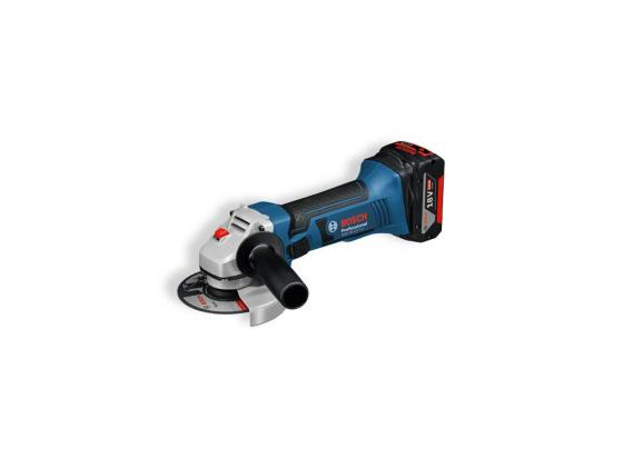 Углошлифовальная машина Bosch GWS 18-125 V-LI 125 мм