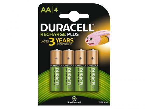 все цены на  Аккумулятор 1300 mAh Duracell HR6-2BL AA 2 шт  онлайн