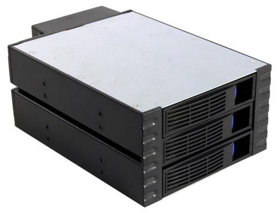 Серверный корпус Procase H3-203 SATA3 Hot-swap корзина 3 SATA3/SAS черный портфель wittchen 39 3 104 39 3 104 3 коричневый