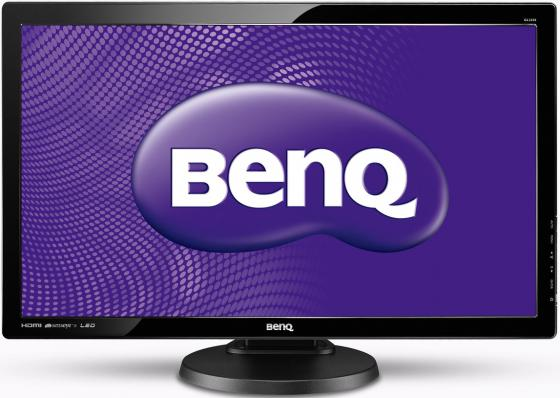 Монитор 24 BENQ GL2450HT черный TFT-TN 1920x1080 250 cd/m^2 5 ms DVI HDMI VGA Аудио