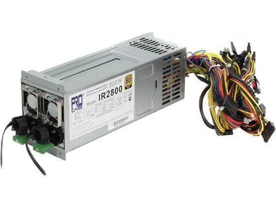 Фото - Блок питания Procase IR2800 800W блок питания 800w enermax maxtytan emt800ewt ret