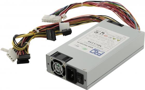 Блок питания 1U 1250 Вт Procase MG1250 цена и фото