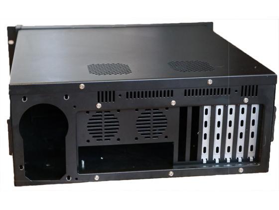 Серверный корпус 4U Procase B440-B-0 Без БП чёрный серверный корпус 4u procase eb410 b 0 без бп чёрный