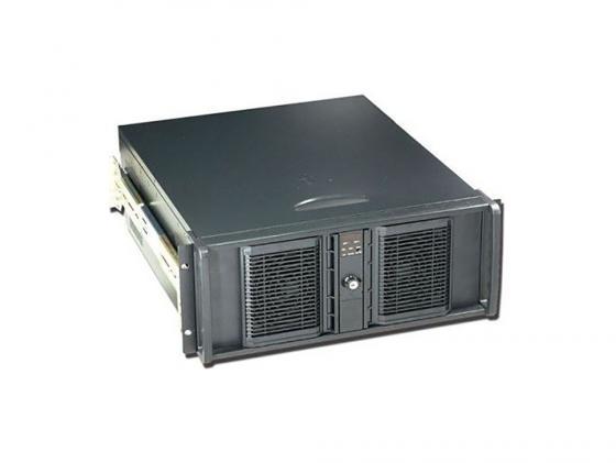 Серверный корпус 4U Procase EB400-B-0 Без БП чёрный корпус серверный