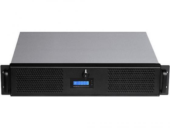 Серверный корпус 2U Procase GM238D-B-0 Без БП чёрный цена и фото