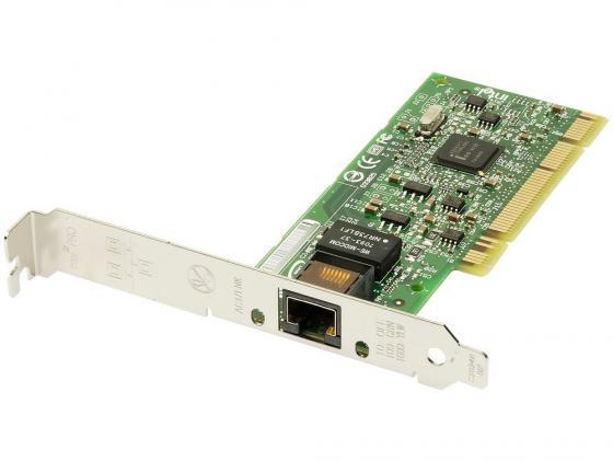 лучшая цена Сетевой адаптер Intel PWLA8391GT PRO/1000 GT Desktop Adapter PCI 10/100/1000Mbps OEM