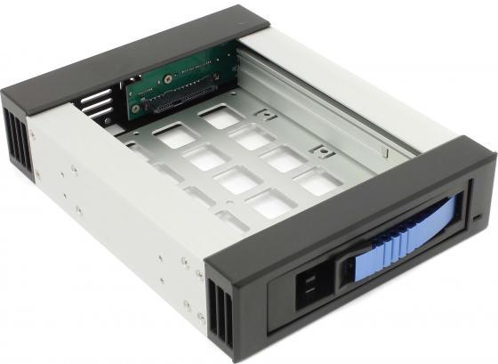 Корзина Hot-swap Procase A3-101-SATA3-BL Hot-swap корзина 1 SATA3/SAS 6Gb синий