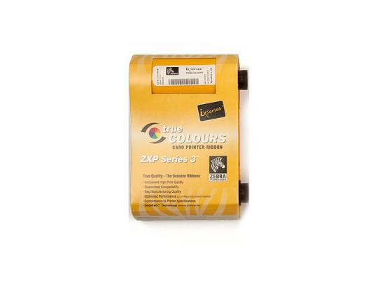 Красящая лента Zebra ZXP Series 3 Full-color Ribbon 800033-840 original color printer ribbon id card color ribbon used with zebra zxp series 3 printer part no 800033 340cn