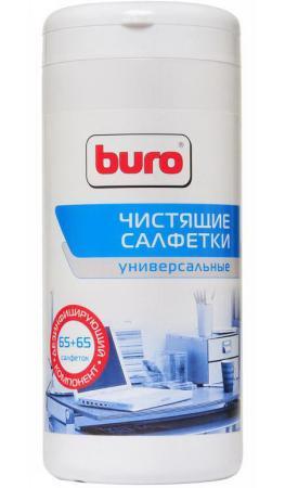 влажные салфетки buro bu tsurl 100 шт Влажные салфетки BURO BU-Tmix 65 шт