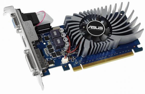 Видеокарта 2048Mb ASUS GeForce GT730 PCI-E 64bit GDDR5 DVI HDMI HDCP GT730-2GD5-BRK Retail smart junior 2 cl cd
