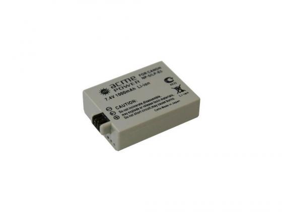 Аккумулятор AcmePower AP-LP-E5 для фотокамеры CANON the elements of financial econometrics
