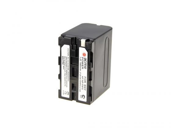 Аккумулятор AcmePower AP-NP-F970/F950 для фотокамеры SONY аккумулятор acmepower ap np fv100
