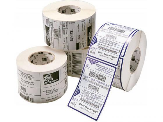 Бумажные этикетки Zebra 800262-205 Z-Select 2000D 57x51мм бумажные этикетки zebra 800262 125 z select 2000d 57 2x31 8мм
