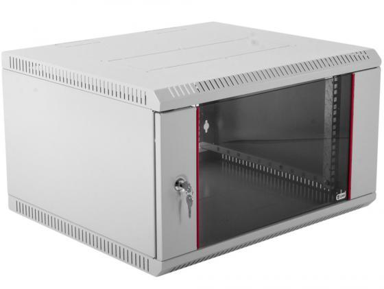 Фото - Шкаф настенный разборный 9U ЦМО ШРН-Э-9.500 600х520mm дверь стекло серый шкаф настенный 9u цмо шрн м 9 650 600x650 разборный серый