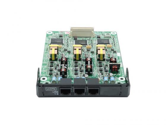 Плата расширения Panasonic KX-NS5180X блок расширения panasonic kx ns520ru