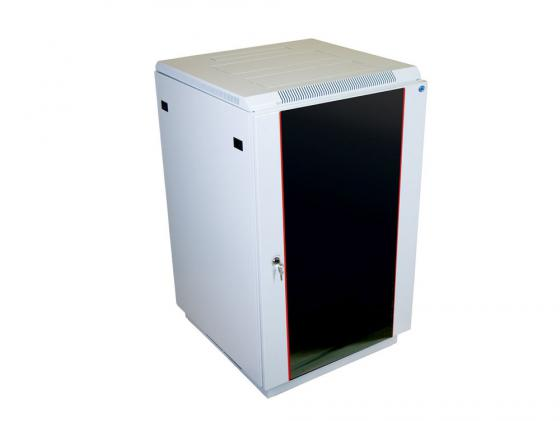 Шкаф напольный 22U ЦМО ШTK-M-22.6.10-1АХХ 600x1000mm дверь стекло комплект из 3-х коробок