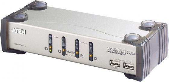 Переключатель KVM ATEN CS1734AC-AT цена