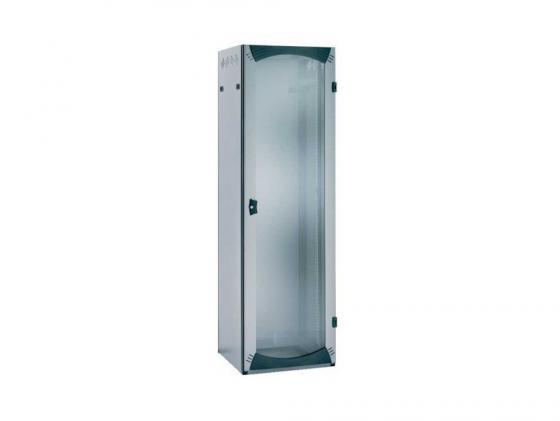 Шкаф настенный 19 42U Schneider Electric Actassi NSYVDA42U66E 600x600мм патч панель schneider electric actassi vdig113241u60 19 1u 24 порта utp категория 6