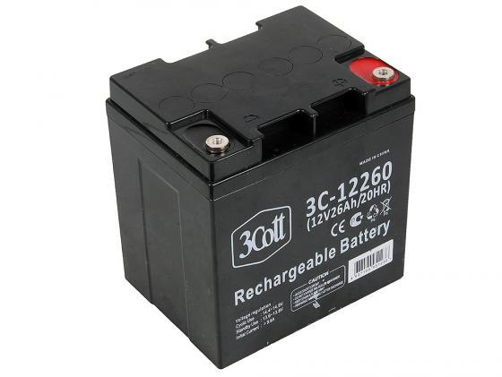 Батарея 3Cott 3C-12260 12V 26Ah/20HR