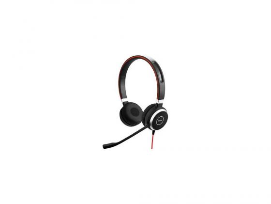 все цены на Гарнитура Jabra EVOLVE 40 UC Stereo 6399-829-209 онлайн