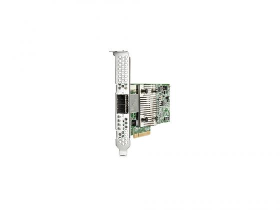 Контроллер HP Smart Host Bus Adapter H241/12G 726911-B21 контроллер hpe h241 smart hba 726911 b21