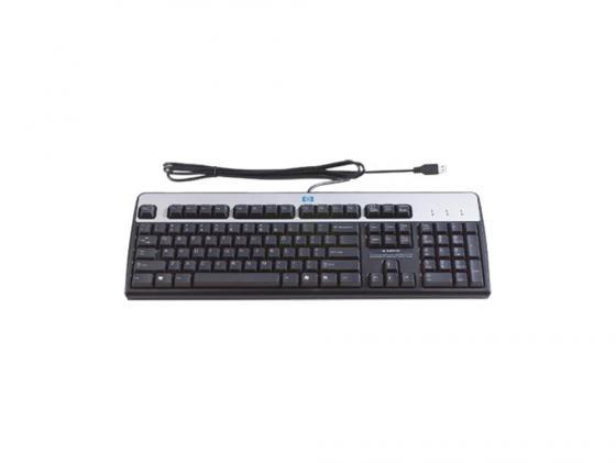 лучшая цена Комплект HP черный USB 638214-B21