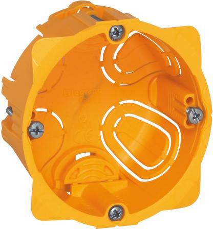 Электромонтажная коробка Legrand Batibox для перегородок 1 пост глубина 40мм 80041 электромонтажная коробка legrand plexo 1 пост серый 69651