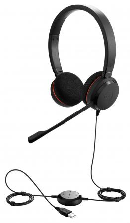 все цены на Гарнитура Jabra EVOLVE 20 MS Stereo 4999-823-109 онлайн