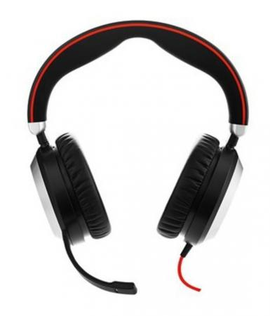 купить Гарнитура Jabra EVOLVE 80 UC Stereo 7899-829-209 онлайн