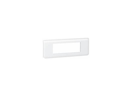 Рамка Legrand Mosaic 6 модулей горизонтальная 78816