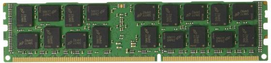 Оперативная память 8Gb (1x8Gb) PC3-14900 1866MHz DDR3 DIMM ECC Buffered CL13 HP 708639-B21 память ddr3 dell 370 abgj 8gb rdimm reg 1866mhz
