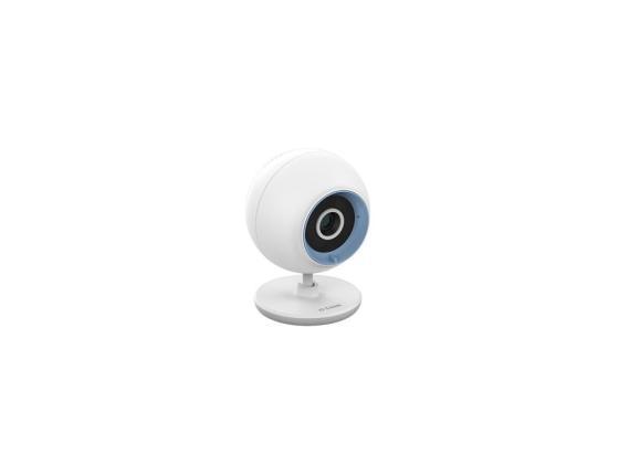 Камера видеонаблюдения D-Link DCS-700L/A1A внутренняя для наблюдения за ребенком день/ночь 2.44мм ИК до 5м интернет камера d link dcs 700l a1a