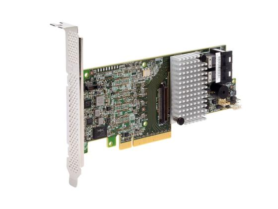 Контроллер RAID Intel RS3DC080 PCI-E x8 12Gb SAS/SATA цена и фото