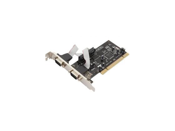 все цены на Контроллер PCI Orient XWT-PS050V2 2xCOM OEM