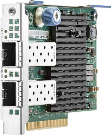 Адаптер HP FlexibleLOM 560M 2x10Gb для BL Gen8 665243-B21 цена и фото