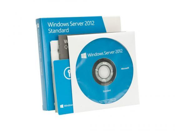 Купить со скидкой Установочный комплект MS Windows Server 2012 R2 Standard Edition 64bit ROK DVD 748921-421
