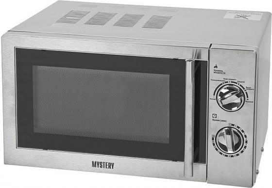 Купить Микроволновая печь MYSTERY MMW-1708 700 Вт серебристый