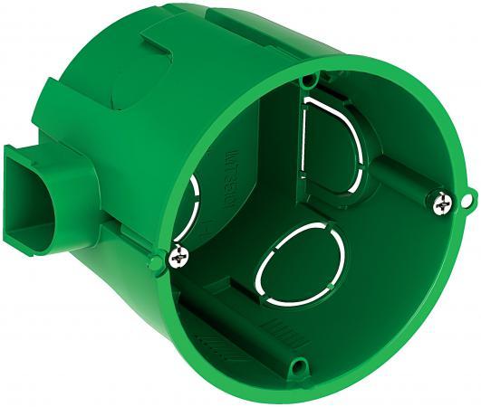 Коробка установочная Schneider Electric для сплошных стен 68x60мм IMT35101