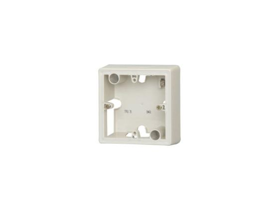 Коробка накладная Legrand Valena 1 пост белый 776181 монтажная коробка legrand plexo 1 пост белый 69689
