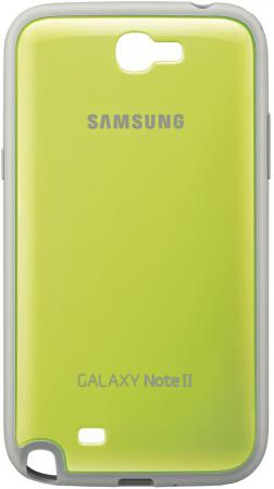 Задняя крышка Samsung EFC-1J9BGEGSTD для Samsung Galaxy Note 2 зеленый samsung me83krqs 2