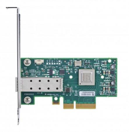 Сетевой адаптер Mellanox ConnectX-3 Pro EN network interface card 10GbE single port SFP+ PCIe3.0 x8 8GT/s tall bracket RoHS R6 MCX311A-XCCT manitobah унты tall gatherer mukluk мужские черный