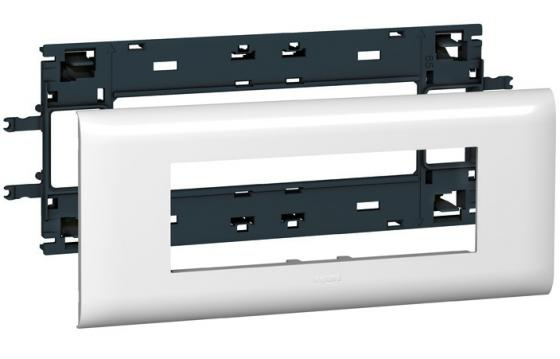 Суппорт Legrand DLP 6 модулей для крышки 85мм 10996