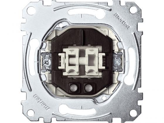 Выключатель Schneider Electric 2-клавишный MTN3135-0000 выключатель schneider electric 1 клавишный mtn3112 0000