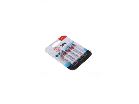 Батарейки ЭРА LR6-4BL AA 4 шт батарейки samsung pleomax lr6 4bl 4 шт aa