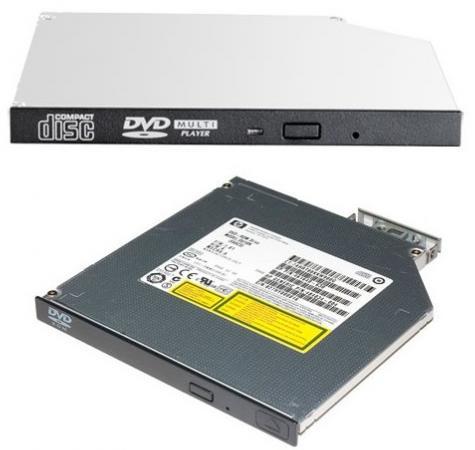 Оптический привод HP Optical Disk Drive Enablement Kit для DL180 725582-B21