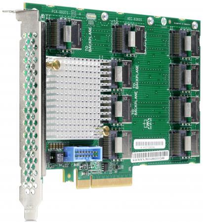 Контроллер HP 12Gb SAS Expander Card for ML350 Gen9 769635-B21 new for 375872 b21 376595 001 sas 146gb 1 year warranty