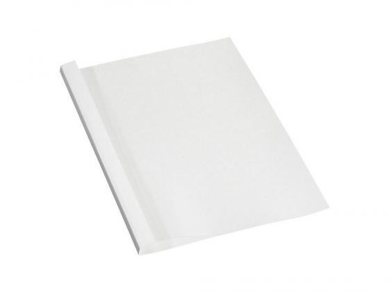 Обложка для термопереплета Fellowes А4 1.5 мм картон 100шт FS-53151 цена